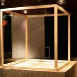 รูปแบบโครงสร้าง CUBE ที่ศิลปินจะต้องนำไปออกแบบสร้างผลงาน